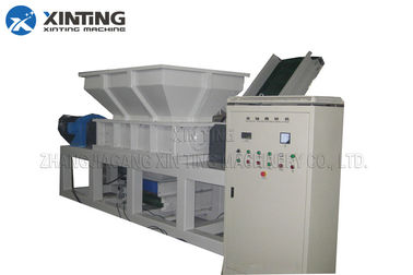 Pp Pe Film Double Shaft Shredder Machine